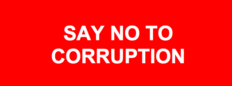 eradicate corruption through education How can we reduce or eradicate corruption in our society today  as long as you can get it through congress)  i will assure you it will give a new sense to .