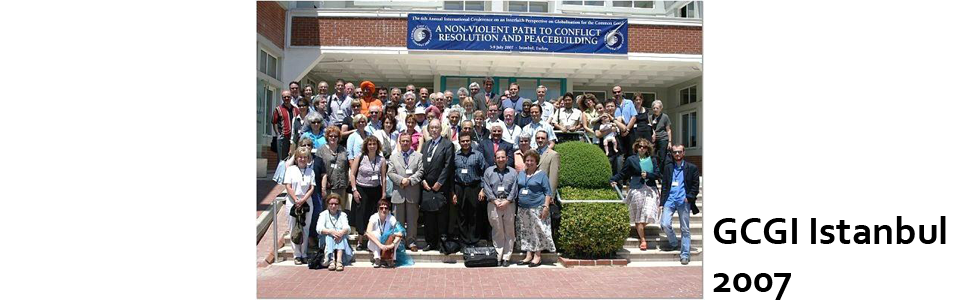 2007 Istanbul Conference Participants