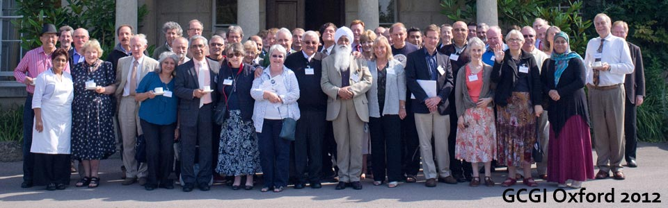 2012 Oxford Conference Participants