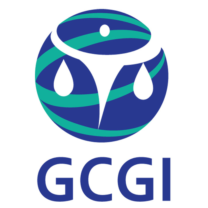 GCGI logo brandmark with text