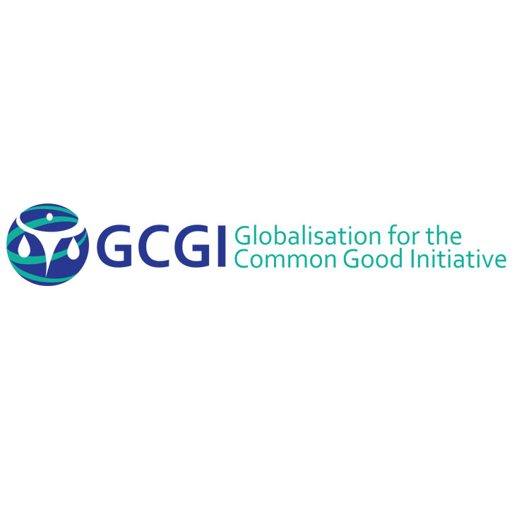 GCGI logo with text to side